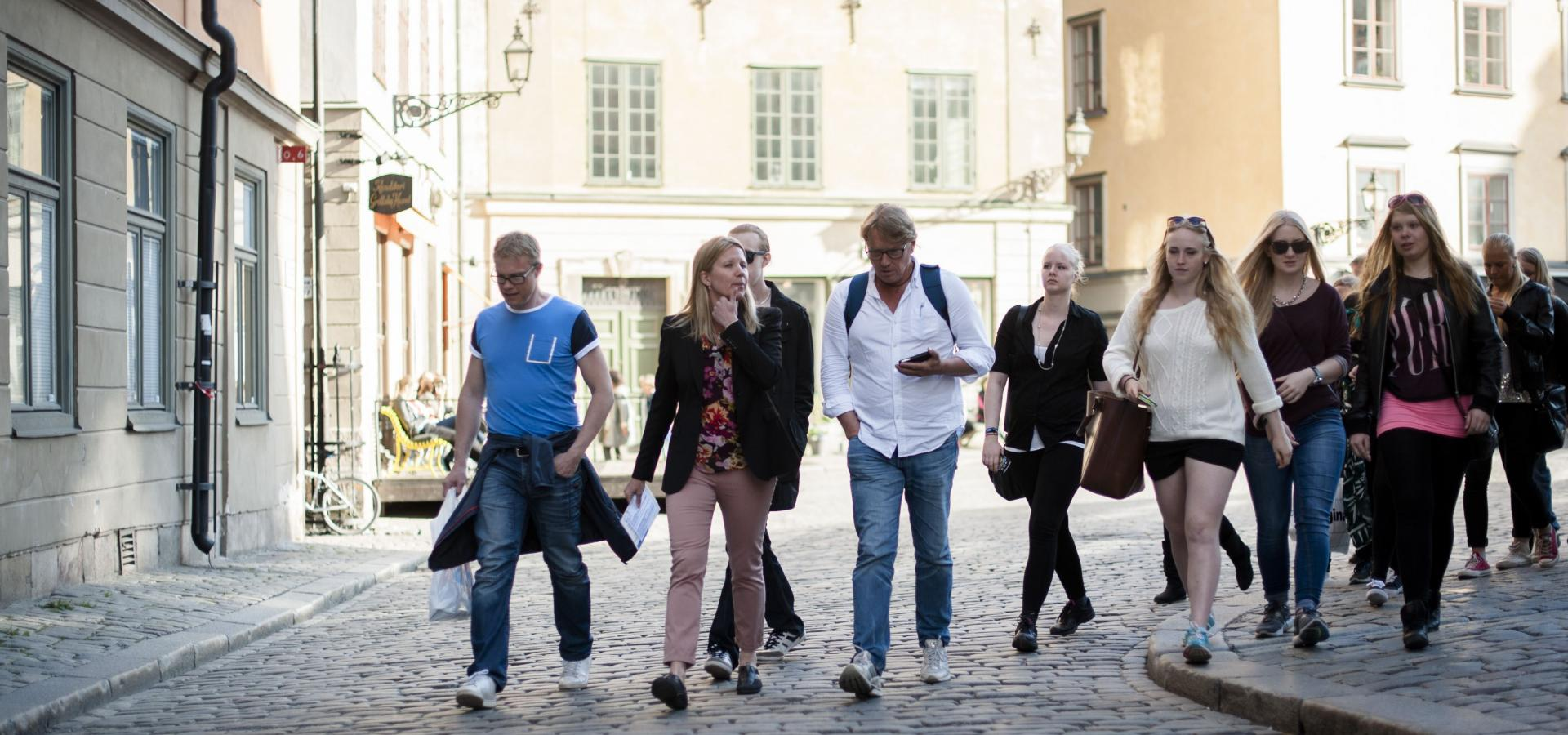 Turism, att beska Kristianstad - Kristianstads kommun