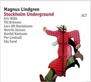 Magnus Lindgren Stockholm Underground - CD