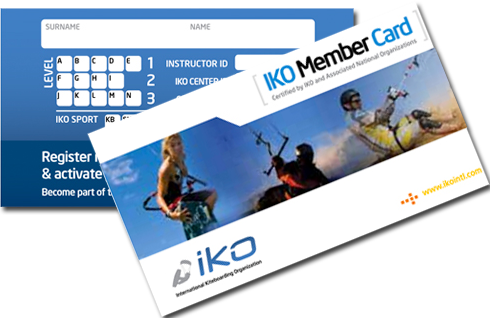 IKO certfierade kitesurfing kurser