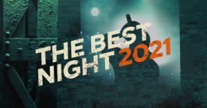 Logotyp The Best Night 2021 By Jägermeister