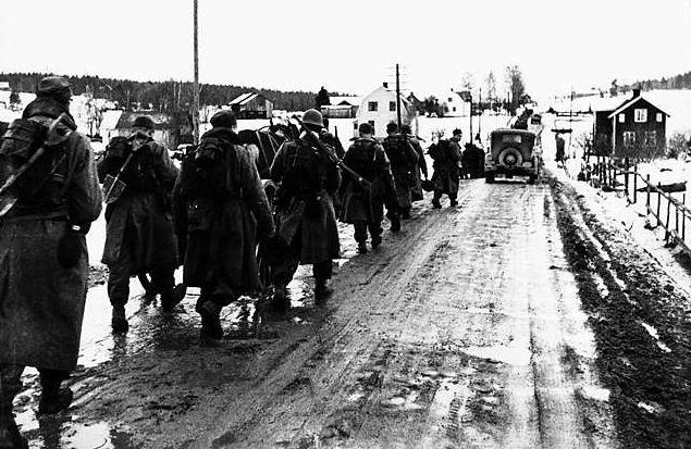 Andra världskriget Stockholm