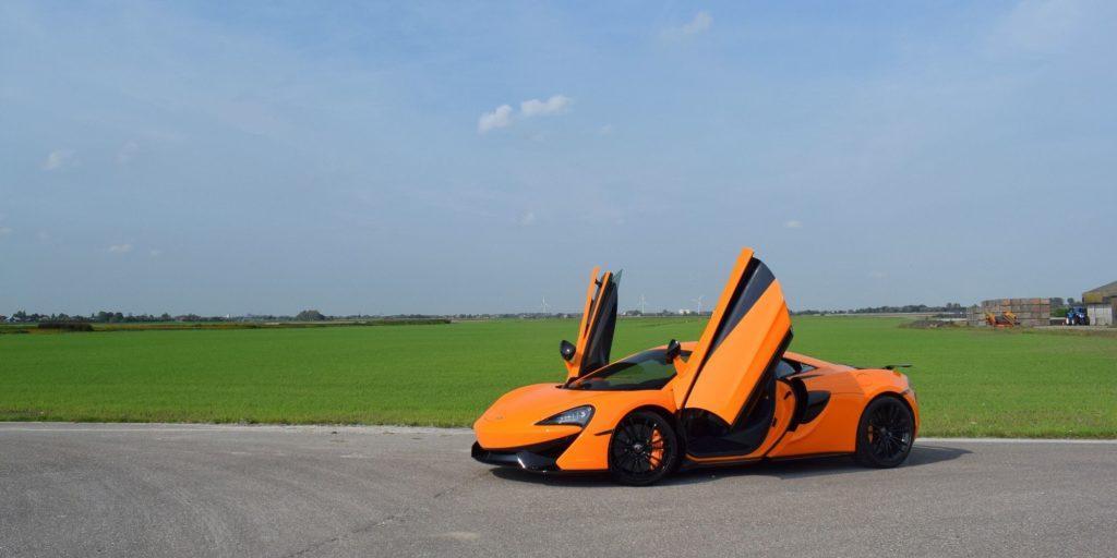 Speedtest McLaren