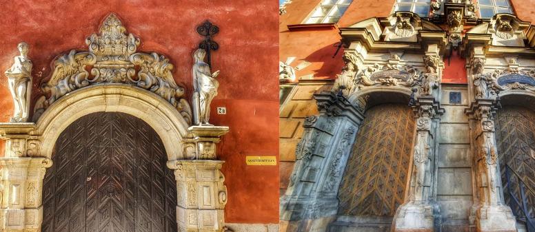 Stockholms vackra dörrar