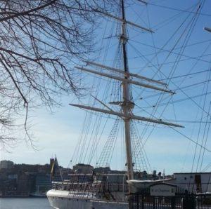 Skeppsholmen Lena